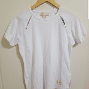 Michael kors white shirt